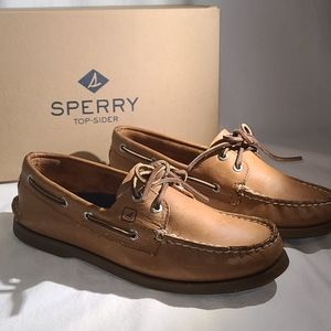 Sperry Men's Authentic Original Leather Boat Shoe